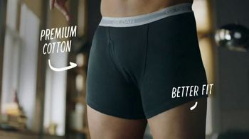 Gildan Core TV Spot, 'Don't Wear Your Dad's Underwear' - Thumbnail 7