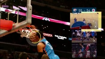 NBA App TV Spot, 'One Play: Exploding to the Rim' Feat. Russell Westbrook - Thumbnail 4