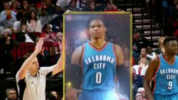 NBA App TV Spot, 'One Play: Exploding to the Rim' Feat. Russell Westbrook - Thumbnail 5