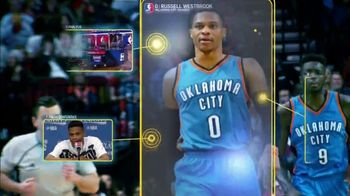 NBA App TV Spot, 'One Play: Exploding to the Rim' Feat. Russell Westbrook - Thumbnail 6
