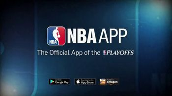 NBA App TV Spot, 'One Play: Exploding to the Rim' Feat. Russell Westbrook - Thumbnail 8