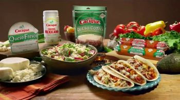 Cacique TV Spot, 'Mom's Recipes' Featuring Aarón Sanchez - Thumbnail 8