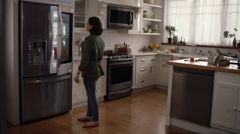 LG InstaView Door-in-Door Refrigerator TV Spot, 'Dad's Lemonade' - Thumbnail 7