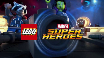 LEGO Marvel Super Heroes TV Spot, 'Save the Galaxy Again' - Thumbnail 1