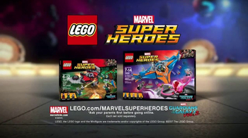 LEGO Marvel Super Heroes TV Spot, 'Save the Galaxy Again' - Thumbnail 8