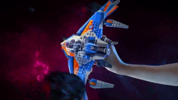 LEGO Marvel Super Heroes TV Spot, 'Save the Galaxy Again' - Thumbnail 6