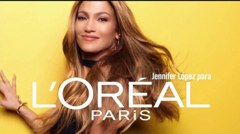 L'Oreal Paris Total Repair 5 TV Spot, 'Repara' con Jennifer Lopez [Spanish] - 270 commercial airings