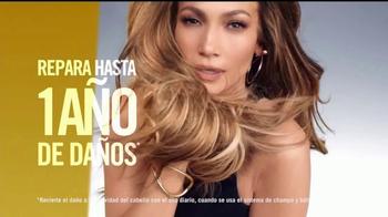 L'Oreal Paris Total Repair 5 TV Spot, 'Repara' con Jennifer Lopez [Spanish] - Thumbnail 5