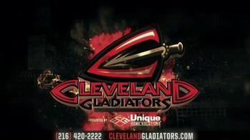 Cleveland Gladiators TV Spot, 'I Heart Cleveland Night' - Thumbnail 1
