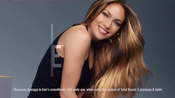 L'Oreal Paris Total Repair 5 Damage-Erasing Balm TV Spot, 'Rethink Care' - 32 commercial airings