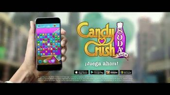 Candy Crush Soda Saga TV Spot, 'Refuerzos diarios' [Spanish] - Thumbnail 7