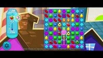 Candy Crush Soda Saga TV Spot, 'Refuerzos diarios' [Spanish] - Thumbnail 3