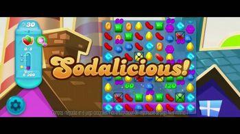 Candy Crush Soda Saga TV Spot, 'Refuerzos diarios' [Spanish] - Thumbnail 4