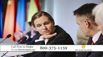Blanchard and Company Gold American Eagles TV Spot, 'Your Portfolio' - Thumbnail 2