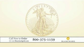 Blanchard and Company Gold American Eagles TV Spot, 'Your Portfolio' - Thumbnail 3