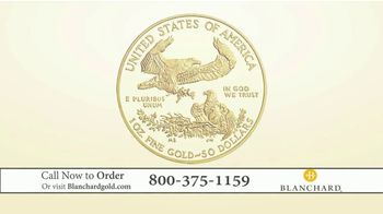 Blanchard and Company Gold American Eagles TV Spot, 'Your Portfolio' - Thumbnail 5