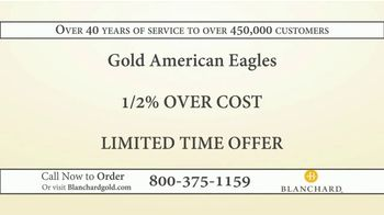 Blanchard and Company Gold American Eagles TV Spot, 'Your Portfolio' - Thumbnail 6