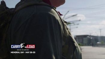 Carry the Load TV Spot, 'Memorial Day: Whit Peterman' - Thumbnail 5