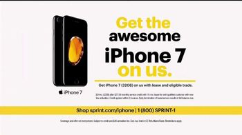 Sprint Unlimited TV Spot, 'Try New Things: Free Line' - Thumbnail 6