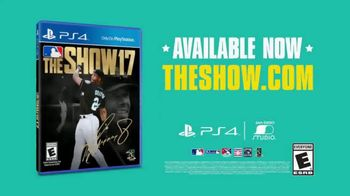 MLB The Show 17 TV Spot, 'The Show Show: Road to the Show' Ft Justin Turner - Thumbnail 9