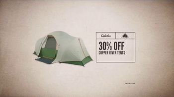 Cabela's Camping Classic TV Spot, 'Cooking and Catching' - Thumbnail 7