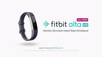 Fitbit Alta HR TV Spot, 'Know Your Heart' Song by Fats Domino - Thumbnail 7