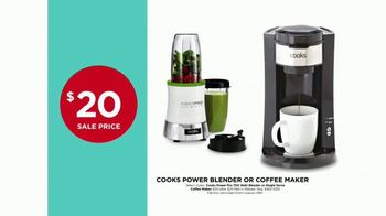 JCPenney VIP Event TV Spot, 'Luggage and Blenders' - Thumbnail 6