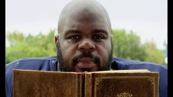Castrol EDGE TV Spot, 'Words of Strength: Reading' Featuring Vince Wilfork - Thumbnail 1