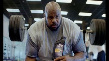 Castrol EDGE TV Spot, 'Words of Strength: Reading' Featuring Vince Wilfork - Thumbnail 9