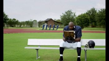Castrol EDGE TV Spot, 'Words of Strength: Reading' Featuring Vince Wilfork - Thumbnail 5
