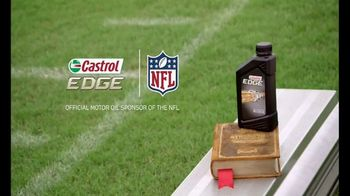 Castrol EDGE TV Spot, 'Words of Strength: Reading' Featuring Vince Wilfork - Thumbnail 6