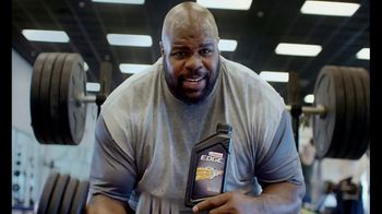 Castrol EDGE TV Spot, 'Words of Strength: Reading' Featuring Vince Wilfork - Thumbnail 7