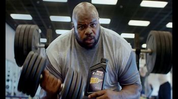 Castrol EDGE TV Spot, 'Words of Strength: Reading' Featuring Vince Wilfork - Thumbnail 8
