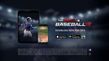 MLB Tap Sports Baseball 2017 TV Spot, 'Fly Ball' Featuring Kris Bryant - Thumbnail 7