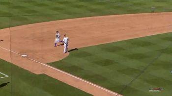 MLB Tap Sports Baseball 2017 TV Spot, 'Fly Ball' Featuring Kris Bryant - Thumbnail 1