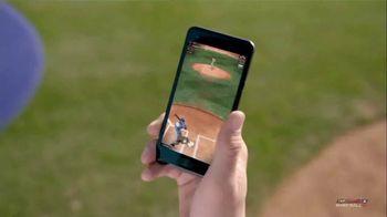 MLB Tap Sports Baseball 2017 TV Spot, 'Fly Ball' Featuring Kris Bryant - Thumbnail 2