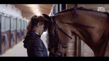 CWD Sellier 2GS Mademoiselle TV Spot, 'Hand-Crafted Saddles' - Thumbnail 7