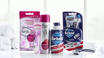 Barbasol + Pure Silk TV Spot, 'Competition' Featuring Gerina Piller - Thumbnail 6