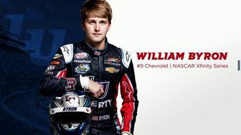 Liberty University TV Spot, 'NASCAR' Featuring William Byron