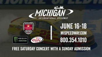 Michigan International Speedway TV Spot, '2017 FireKeepers Casino 400' - Thumbnail 6