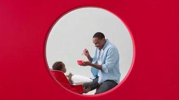 Target TV Spot, 'Target Run: First Food' - Thumbnail 3