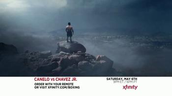 XFINITY TV Spot, 'Boxing: Canelo vs. Chavez Jr.' - Thumbnail 1