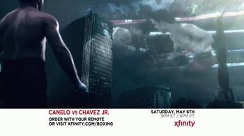 XFINITY TV Spot, 'Boxing: Canelo vs. Chavez Jr.' - Thumbnail 2
