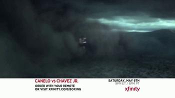 XFINITY TV Spot, 'Boxing: Canelo vs. Chavez Jr.' - Thumbnail 3