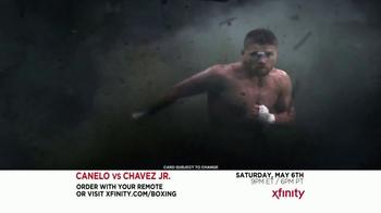 XFINITY TV Spot, 'Boxing: Canelo vs. Chavez Jr.' - Thumbnail 4