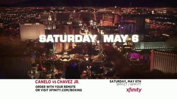 XFINITY TV Spot, 'Boxing: Canelo vs. Chavez Jr.' - Thumbnail 5