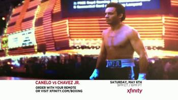 XFINITY TV Spot, 'Boxing: Canelo vs. Chavez Jr.' - Thumbnail 6