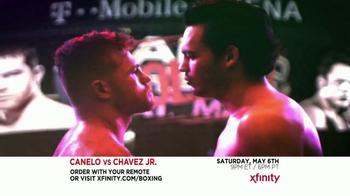 XFINITY TV Spot, 'Boxing: Canelo vs. Chavez Jr.' - Thumbnail 7
