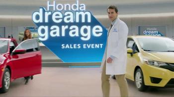Honda Dream Garage Sales Event TV Spot, 'Proud Heritage' [T2] - Thumbnail 2