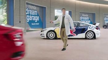 Honda Dream Garage Sales Event TV Spot, 'Proud Heritage' [T2] - Thumbnail 4